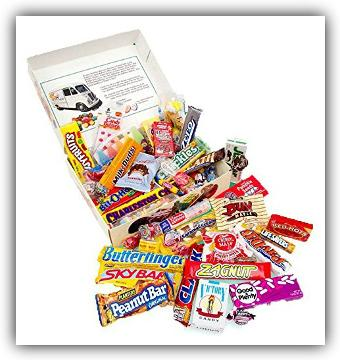 1980 Candy Retro Gift Box
