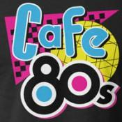Cafe 80s T-shirts
