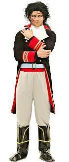 Deluxe Adam Ant Prince Charming Costume