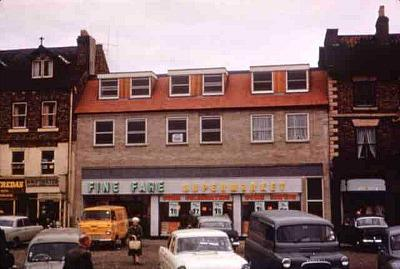 Fine Fare supermarket in 1968