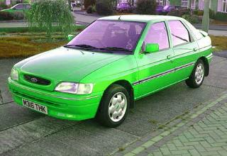 Ford Escort VI Hatchback 2.0 RS 150HP