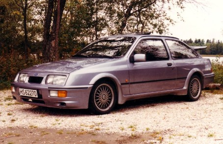 Ford Sierra RS Cosworth 1986 - Moonstone Blue