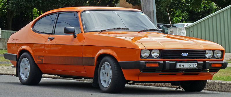 Ford Capri S Coupe