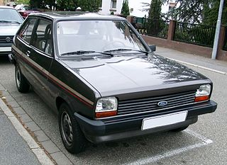 Ford Fiesta first generation