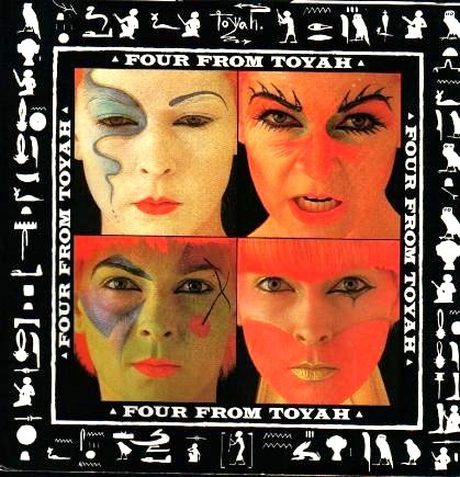 Four From Toyah EP