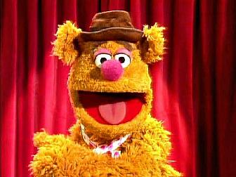 Fozzie Bear - The Muppet Show