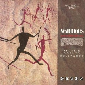 Warriors Maxi 12 inch - Twelve Wild Disciples Mix