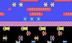 Frogger Game