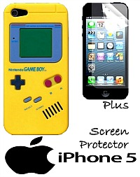 retro game boy cover for iphone 5