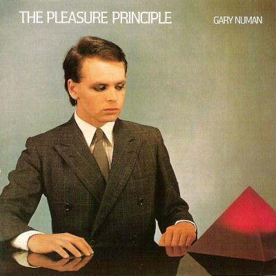 The Pleasure Principle (1979) - Gary Numan's first album using only his own name