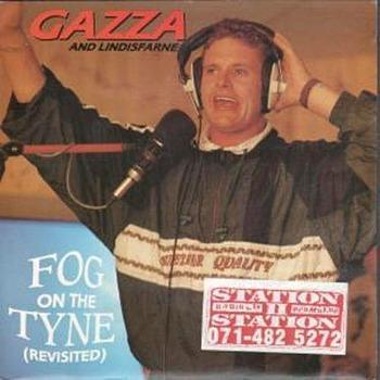 Gazza and Lindisfarne - Fog On The Tyne (1990)