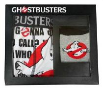Ghostbusters Boxer Shorts and Socks Gift Set