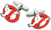 Ghostbusters Cuff Links