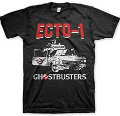 Ghostbusters Ecto-1 Car T-shirt