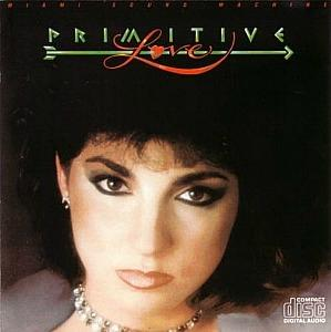 Primitive Love album - Gloria Estefan and Miami Sound Machine
