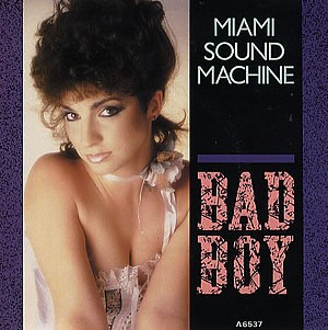 Bad Boy single sleeve