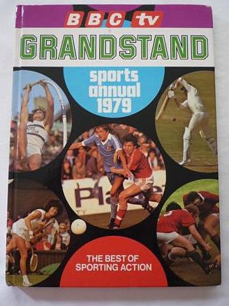 BBC TV - Grandstand Sports Annual 1979