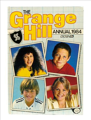 Image result for grange hill annual