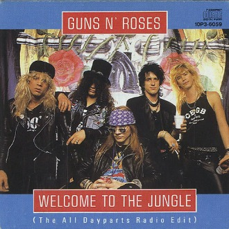 Guns N' Roses - Welcome To The Jungle 7