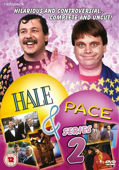 Hale and Pace DVD - series two