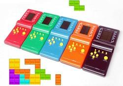 Hand-held LCD Tetris Games