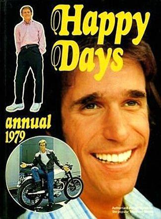 Happy Days TV Series Annual 1979