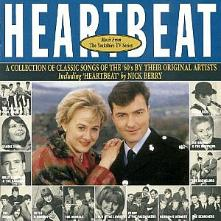 Heartbeat album cover ft. Nick Berry