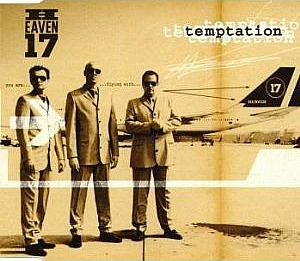 Heaven 17 - Temptation 1988 CD single