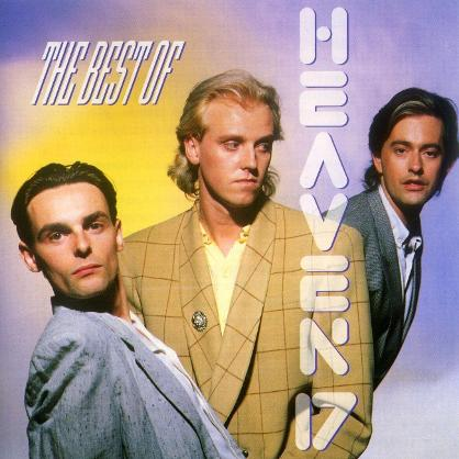 The Best of Heaven 17 album sleeve