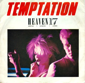 Heaven 17 - Temptation original vinyl 12