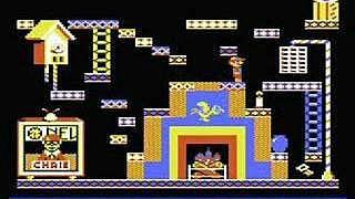 Henry's House on an Atari 800XL