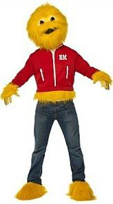 Honey Monster Sugar Puffs Costume
