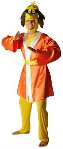 Hong Knong Phooey fancy dress costume