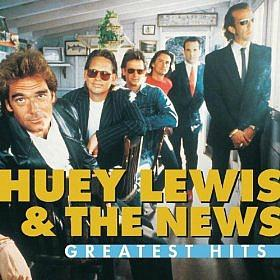 Huey Lewis And The News Greatest Hits Album
