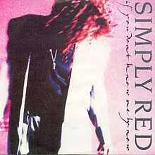 Simply Red - If You Don't Know Me By Now - Vinyl Sleeve front
