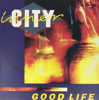 Inner City - Good Life Vinyl sleeve