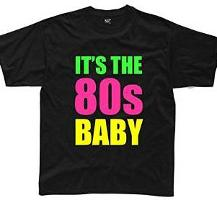 It's The 80s Baby T-shirt for Men