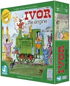 Ivor The Engine board game