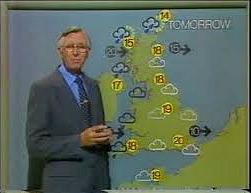 Jack Scott - BBC Weather Man in the 70s