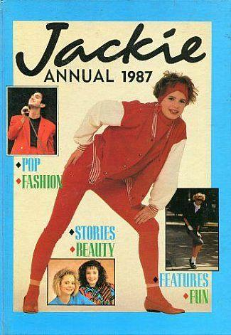 Jackie Annual 1987