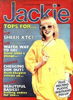 Jackie Magazine No.762 (August 1978)