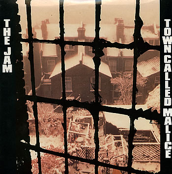 The Jam - Town Called Malice - Vinyl Single 7