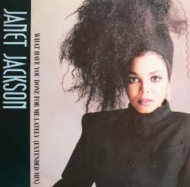 Janet Jackson - What Have You Done For Me Lately (1986) Extended 12