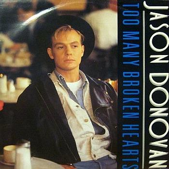 Jason Donovan - Too Many Broken Hearts - 7