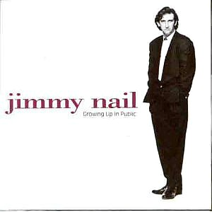 Jimmy Nail album sleeve for