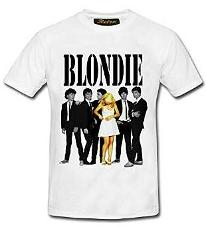 Blondie Band T-shirts