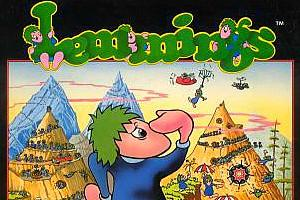 Lemmings Computer Game