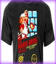 NES Super Mario Bros. T-shirt