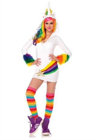 My Little Pony Rainbow Unicorn Costume