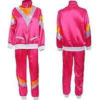 Shell Suits in the 80s